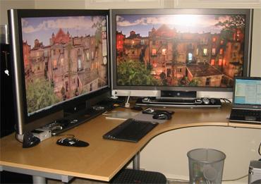 multimon Dual Monitor: Forskjellig Wallpaper på skjermene [Windows XP og Vista]