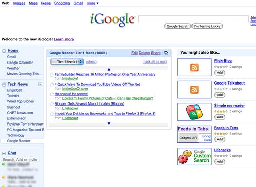my canvas iGoogle kommer i ny versjon   test det ut før den offisielle lanseringen