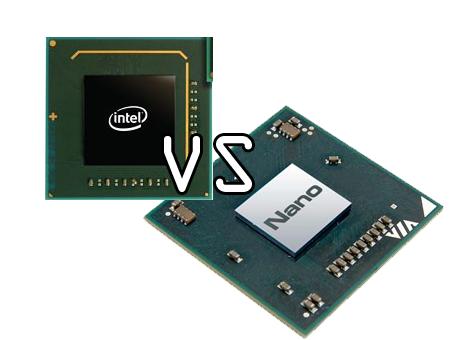 nanoatom Svakare part tek rotta på Intel