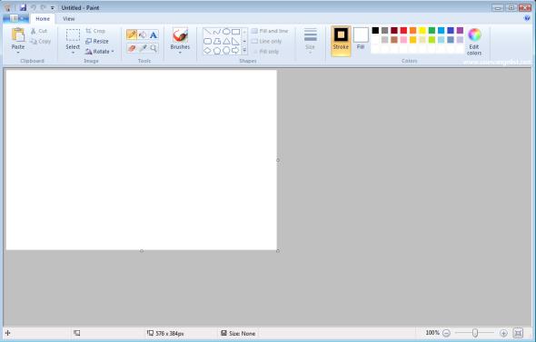 Nokre av grensesnittendringane i Windows 7