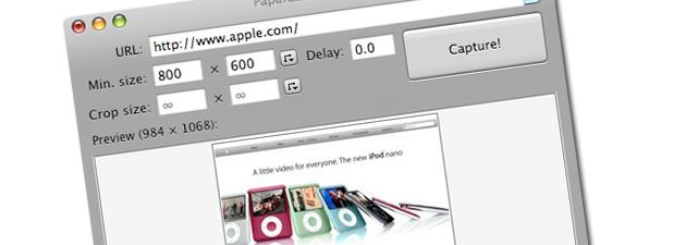 paparazzi fe 15+ Systemverktøy og små nytteprogrammer for Mac
