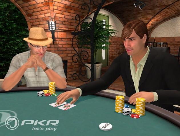 pkr 630x476 Poker på datamaskinen   Mac og Windows