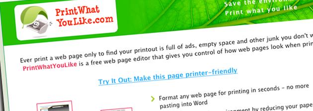 printwhatyoulike fe 10+ nettbaserte verktøy for studenter, bedrifter og lærere