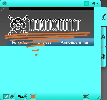 sketchbox punkt1 SketchBox: For deg som synes Huskelapper applikasjonen er for enkel [MacOS]