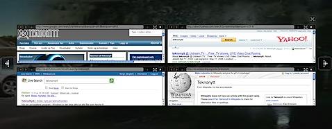 sking1 Navigaya Beta: Så grafisk som det er mulig å få en portal