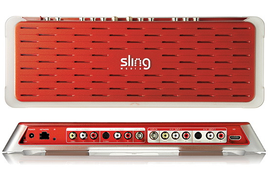 slingbox Test: Slingbox Pro
