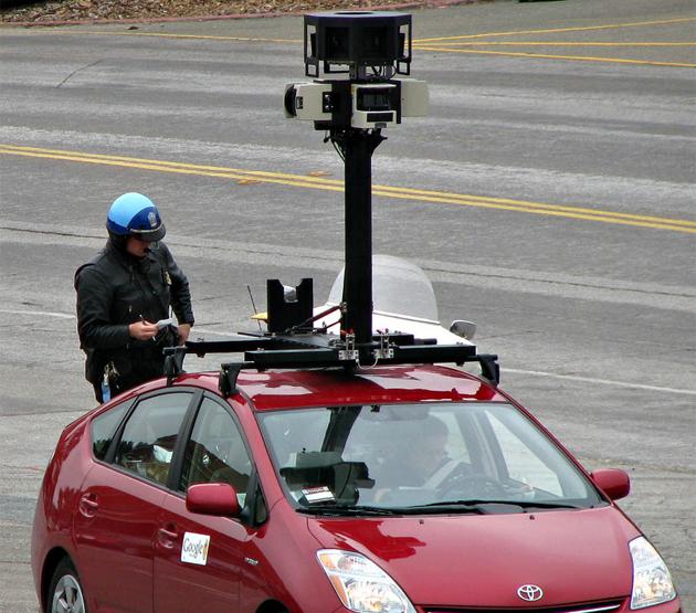 streetview2 Med avansert kamerateknologi blir Google Street View til