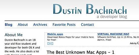 the best unknown mac apps 1 dustin bachrach blog Tidenes kilde liste over gratisprogrammer for Mac