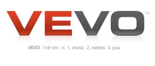 vevo YouTube inngår partnerskap med Universal Music   annonserer VEVO.com