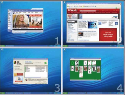 virtuelle skrivebord Funksjoner Windows burde ha, vi viser deg hvordan du får dem   Del 1