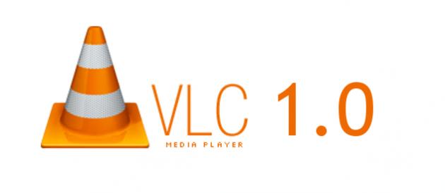 vlcsnariversjon1 630x274 No nærar VLC seg endeleg versjon 1.0