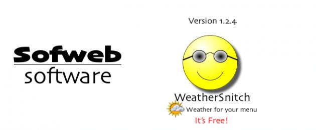 weather fe 630x260 15+ Systemverktøy og små nytteprogrammer for Mac