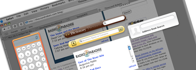 widh features Minutes: En nyttig widget for Mac