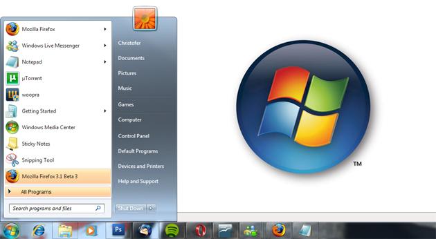 win 7 artikkel Lekkes Windows 7 av Microsoft? Build 7068 utlagt på torrentsider