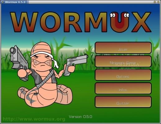 wormux 2 518x400 Wormux: Gratis klone av Worms for nærmest alle plattformer